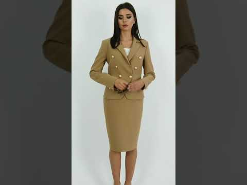 Комплект юбочный тройка LeNata ЛеНата 31134 размеры  44-54