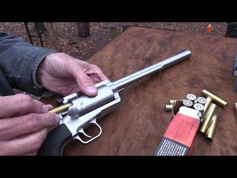 Magnum Research Bfr 45 70 Revolver Chapter 2 Youtube