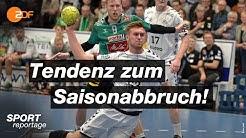 Handball-Bundesliga: Saisonabbruch oder Geisterspiele wegen Coronavirus?  | ZDFsport