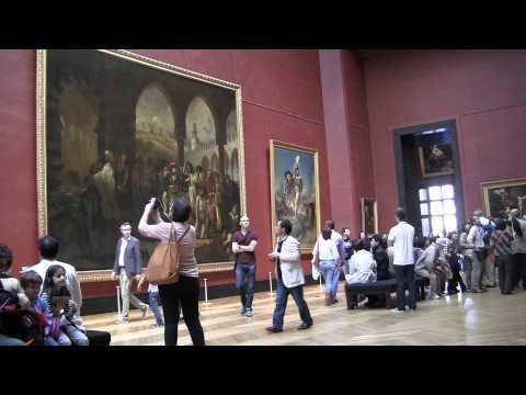 Michelangelo Pistoletto al Louvre: le opere