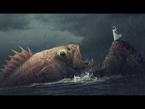 Big Fish - Photoshop Manipulation Tutorial