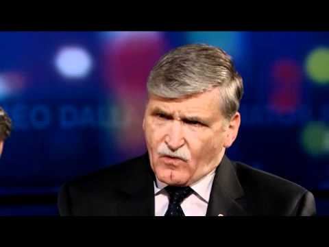 George Stroumboulopoulos and Senator Romeo Dallaire discuss Omar Khadr