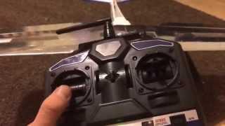 Радиоуправляемый самолет своими руками. Тест самолета