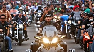XX Desfile de la Semana Internacional de la Moto Mazatlán 2015
