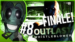 OUTLAST: WHISTLEBLOWER #8 | FINALE!