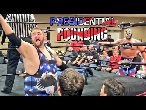 BIGGEST REFEREE SCREW JOB SINCE MONTREAL! WWE LEGEND THE PATRIOT AND GRIM VS IDIOTS AT SWF!