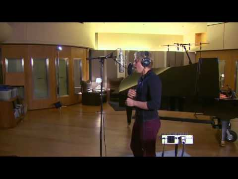 "Billy Magnussen Recording ""Agony"""