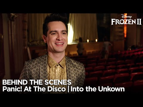 Into The Unknown   Panic! At The Disco Special Look