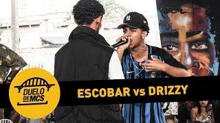 Escobar vs Drizzy (Semifinal) - Tradicional - Duelo de MCs - 12/08/18