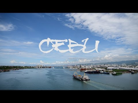 CEBU City Philippines Travel Tour 2017