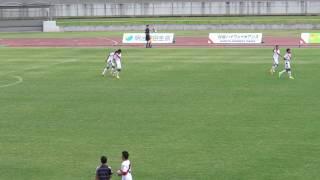 2017年06月25日(日) 第52回東海社会人サッカーリーグ1部 第05節 ウェー...