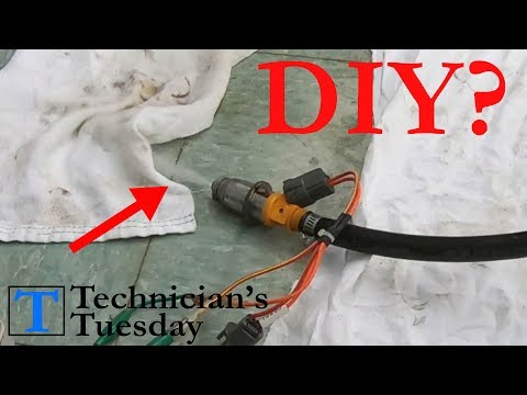 How To Clean Your Outboard Fuel Injectors At Home (Easy Way)