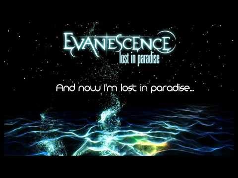 Evanescence Lost In Paradise Karaoke/Instrumental