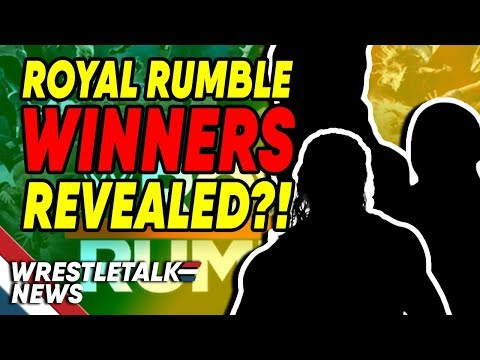 Chris Jericho SHOOTS On AEW Team! WWE Royal Rumble Winners REVEALED?! | WrestleTalk News Dec. 2019