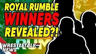 Chris Jericho SHOOTS On AEW Team! WWE Royal Rumble Winners REVEALED?! | WrestleTalk News Dec. 2019
