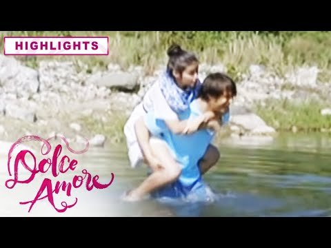 Dolce Amore: Tenten carries Serena