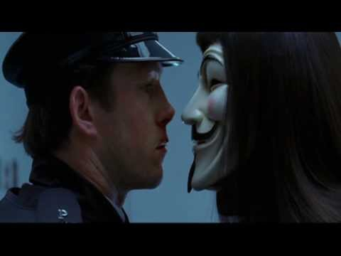V for vendetta - The Anonymous justicer (fanmade video)