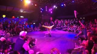 DHQ Inga - Judge Perfomance at Siberian Dancehall Contest 2016