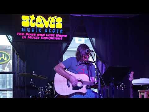 """Sean O""""Mara @ Steve""""s Open Jam"""