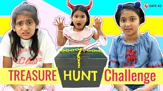 TREASURE HUNT Challenge... | #LockStars #Unboxing #FreeProduct #MyMissAnand