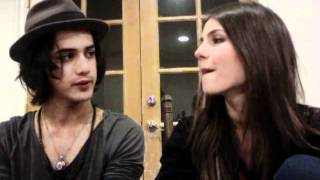 Victoria Justice & Avan Jogia Laugh... A lot.