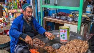 Афганистан Уличная еда в Кабуле 2018