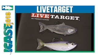 20/% OFF 3 or more LIVETARGET Threadfin Shad Swimbait