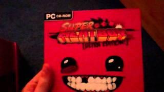 MAILBAG - Super Meat Boy Rare Edition