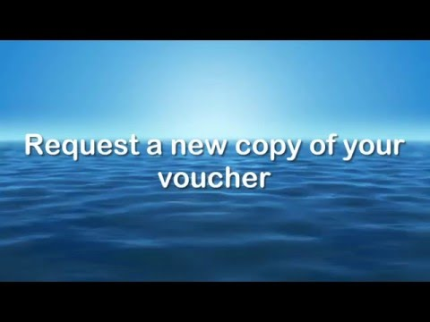 Request A New Copy Of Your Voucher With Yellowfish Transfers