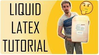 Liquid Latex Tutorial   Mouldmaking