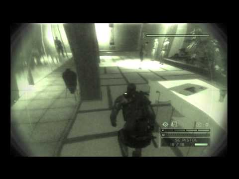 Tom Clancy's Splinter Cell: Chaos Theory Final Mission Part 1 |