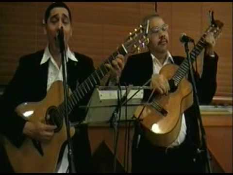 FRANK MENDEZ Y DANNY COLLADO-EL DUO CLASICO-POPURRI A RAMON CORDERO-LIVE