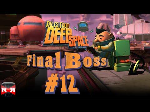 Tales From Deep Space - Final Boss - iOS / Amazon - Walkthrough Gameplay Part 12 (Ending)