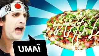 Japanese Okonomiyaki : Classic & Twisted BBQ お好み焼き