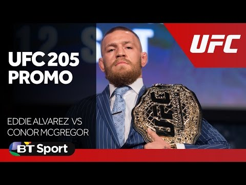 UFC 205 Promo   Eddie Alvarez v Conor McGregor New Flash Game
