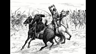 А.Дюма: дуэль чеченского абрека с казаками.