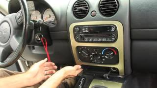 How To Remove a Stereo at the Salvage Yard