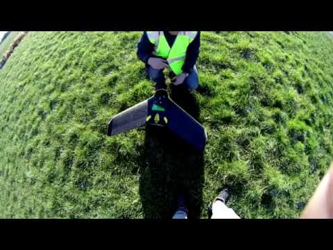 Sensefly eBee - The Advanced Agricultural Drone