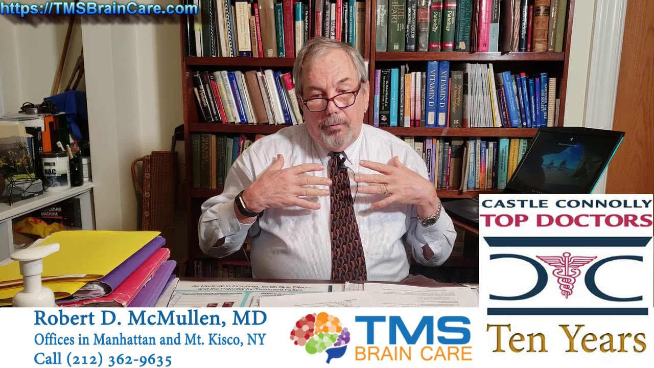 Generalized Anxiety Disorder Treatment & Medications | Robert D. McMullen, MD NYC Psychiatrist