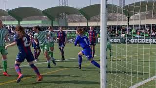 RESUMEN J20 | Real Betis Féminas 0-0 Levante UD Femenino