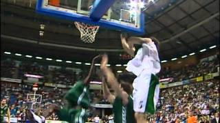 Repeat youtube video Top 5 Buzzer Beaters in Euroleague History