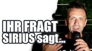IHR FRAGT SiriuS sagt #37 Dagi Bee, 100K Zwischenstand, Witcher 3