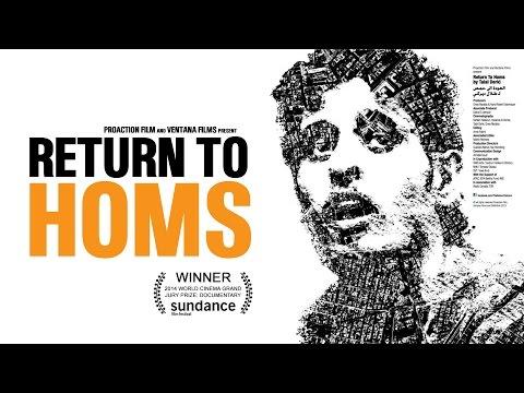 Return to Homs - Trailer