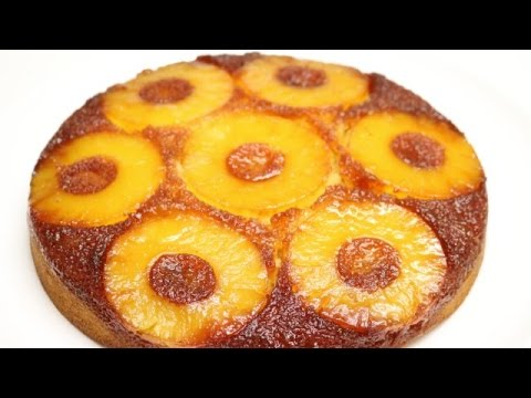 """gÂteau-moelleux-a-l""""ananas-facile-(cuisine-rapide)"""