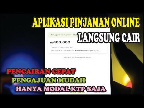 Aplikasi Pinjaman Online LANGSUNG CAIR, Pengajuan Mudah ...