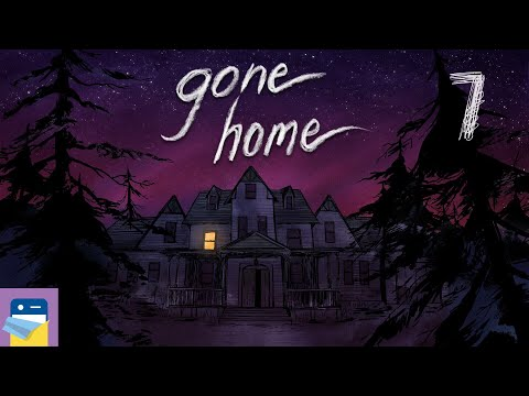 Gone Home: iOS iPad Gameplay Walkthrough Part 7 (by Annapurna Interactive / Fullbright Company)