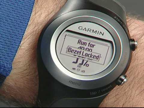 garmin forerunner 405 simple workouts youtube rh youtube com