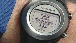 garmin Forerunner 405 - Simple Workouts