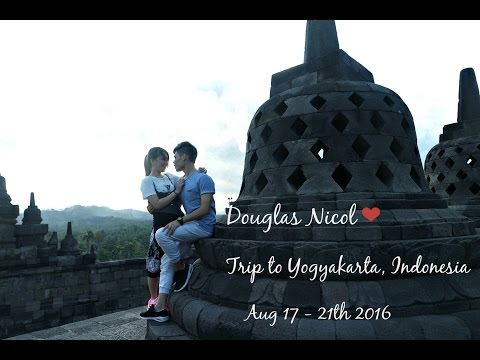Trip to Yogyakarta, Indonesia.
