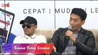 Begitu Dalamnya Ifan Memaknai Lirik 'Jangan Dulu Pergi'   Kongkow Okezone Part. (4/6)